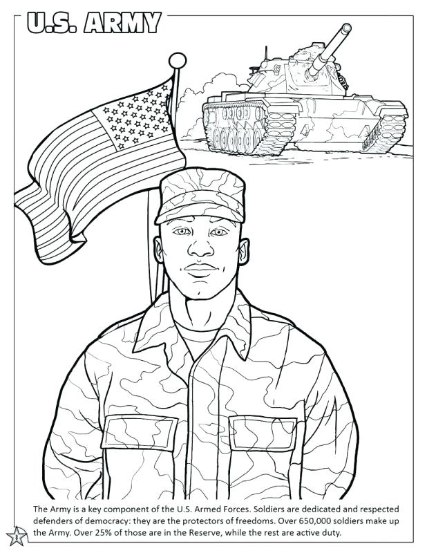 618x800 Army Coloring Pages Soldier Coloring Pages Soldier Coloring Pages