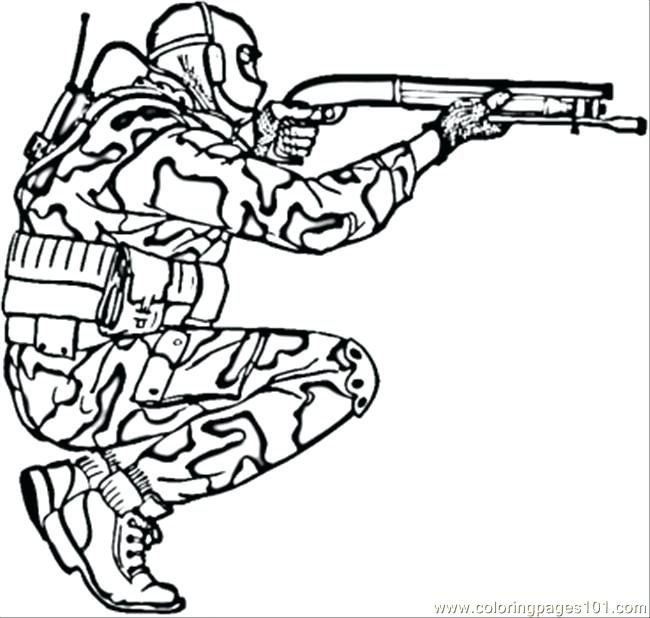 650x618 Beautiful Marine Corps Coloring Pages For Army Coloring Pictures