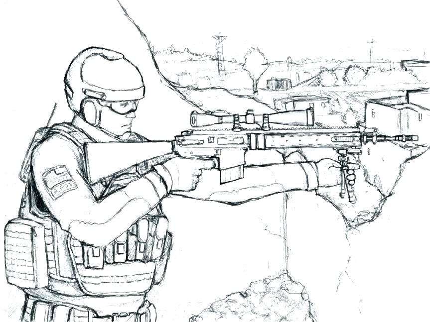 863x647 Home Improvement Military Coloring Pages