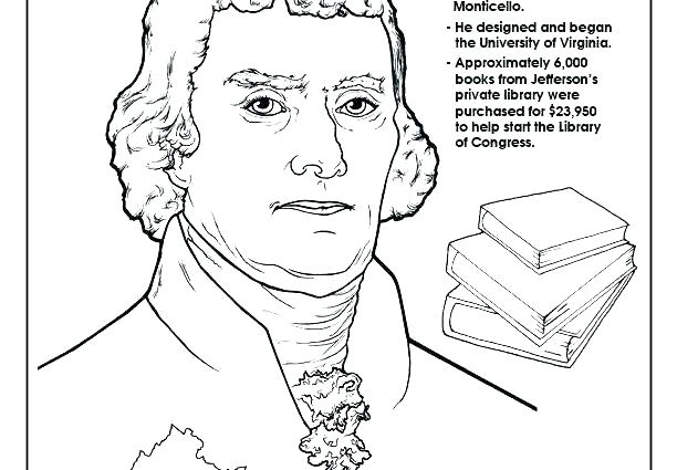 612x425 Presidents Coloring Pages Us Presidents Coloring Pages Pierce