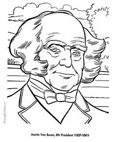 235x288 Presidents Day Coloring Pages
