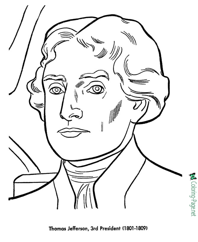 670x820 Us Presidents Coloring Pages