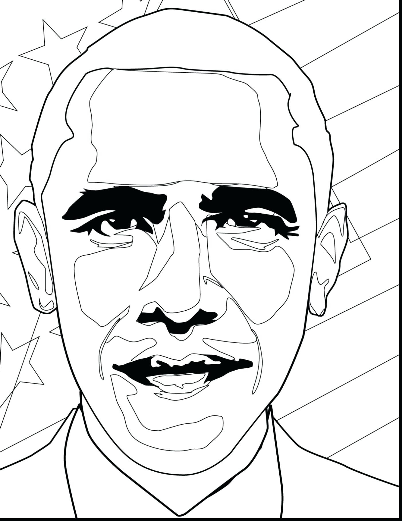 1402x1815 Us Presidents Coloring Pages Yiqiqu Of Within