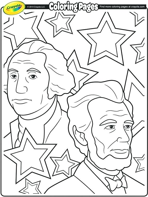572x762 Us Presidents Coloring Pages Coloring Collection