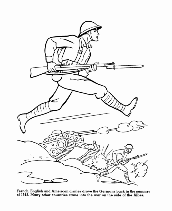 670x820 Coloring Pages Army Soldier Coloring Pages