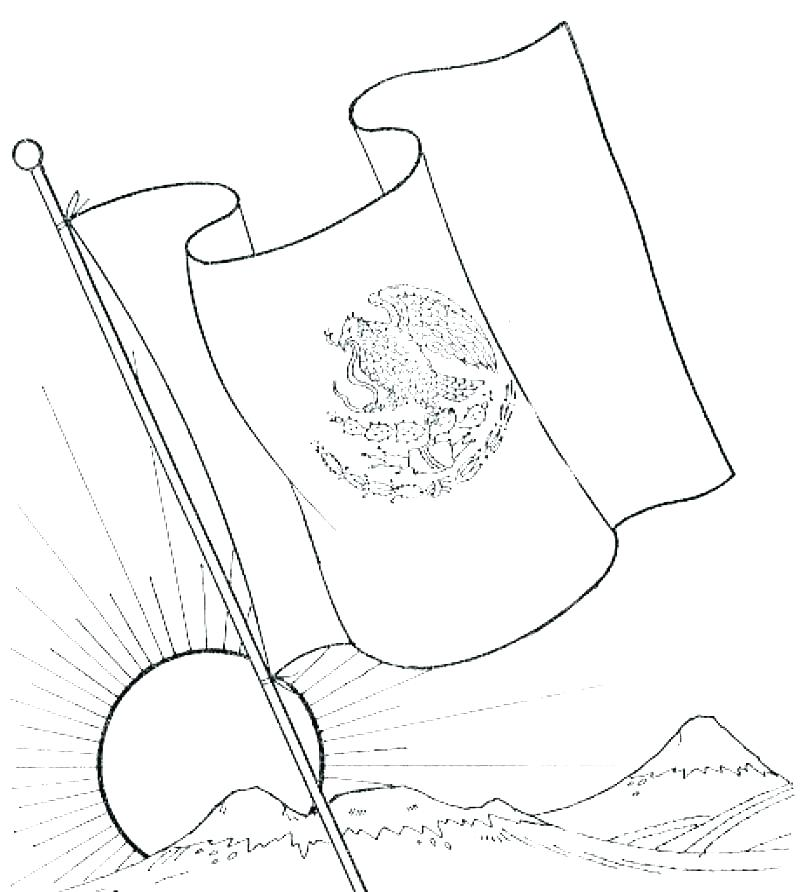 800x892 Coloring Pages Of Flags Flag Coloring Page Printable Coloring
