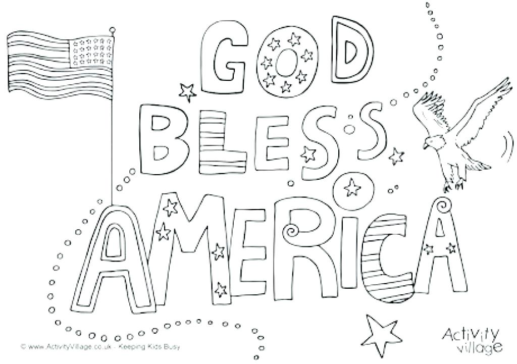 1024x721 States Coloring Pages Coloring Page Of United States Coloring