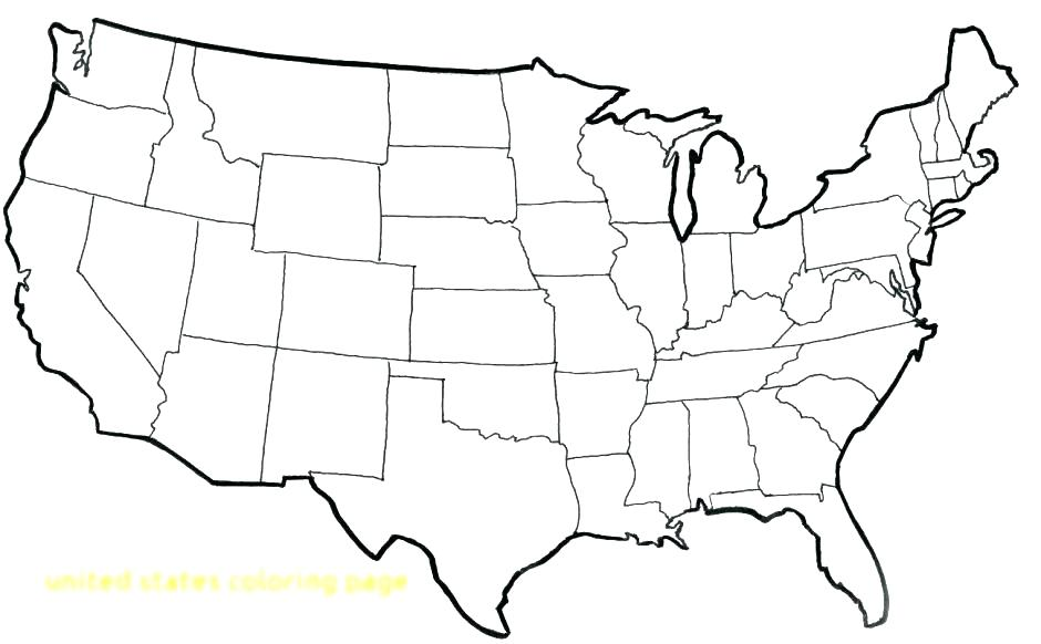 940x582 States Coloring Pages Flags Crayola
