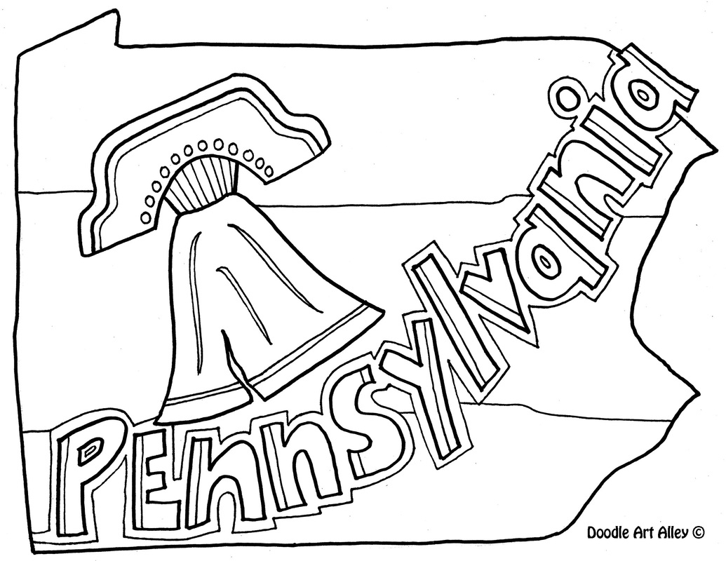 1035x800 Tested Pennsylvania State Flag Coloring Page Bing Images Flags