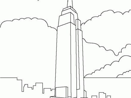 Us Symbols Coloring Pages
