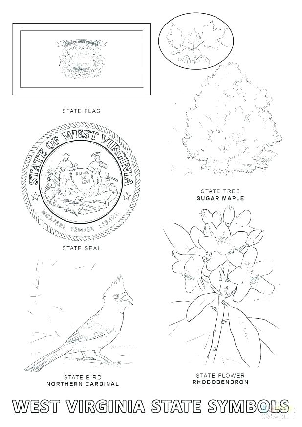 Us Symbols Coloring Pages At Getdrawings Com Free For Personal Use