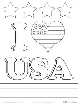300x400 Illinois State Flag Coloring Page Us Symbols Coloring Pages