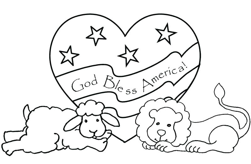 800x524 Coloring Page Of American Flag Flag Coloring Page Online Pages