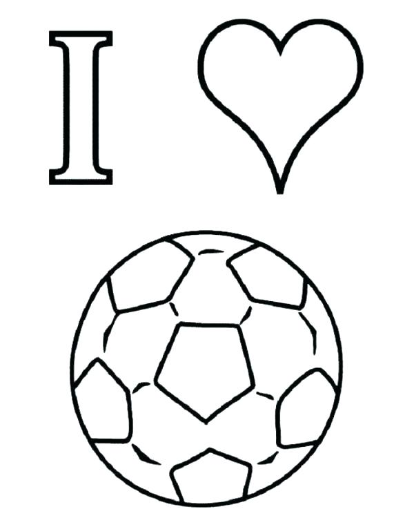 600x763 Soccer Coloring Pages Soccer Field Coloring Pictures Soccer