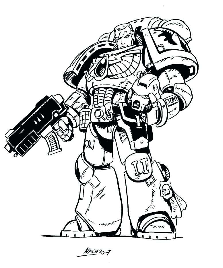 777x934 Marine Coloring Pages Marine Coloring Page Interesting Marines