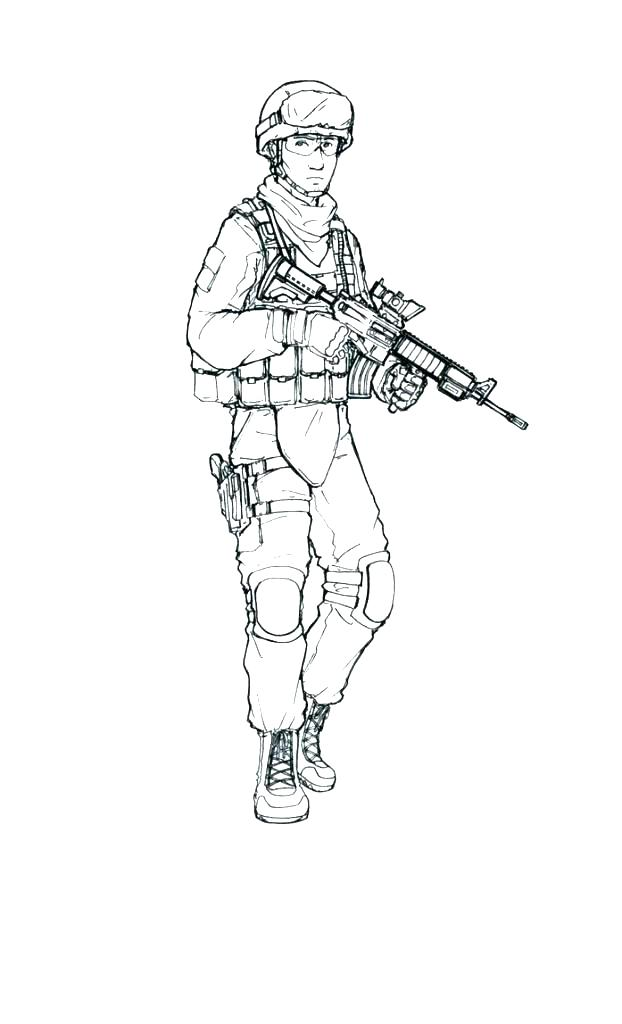 622x1024 Marine Coloring Pages Us Marine Coloring Pages
