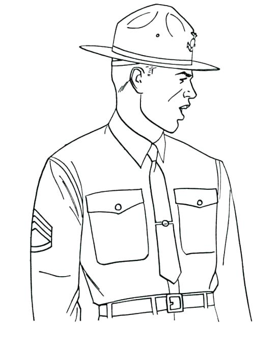 550x672 Marine Corps Coloring Pages Marine Coloring Page Marine Coloring