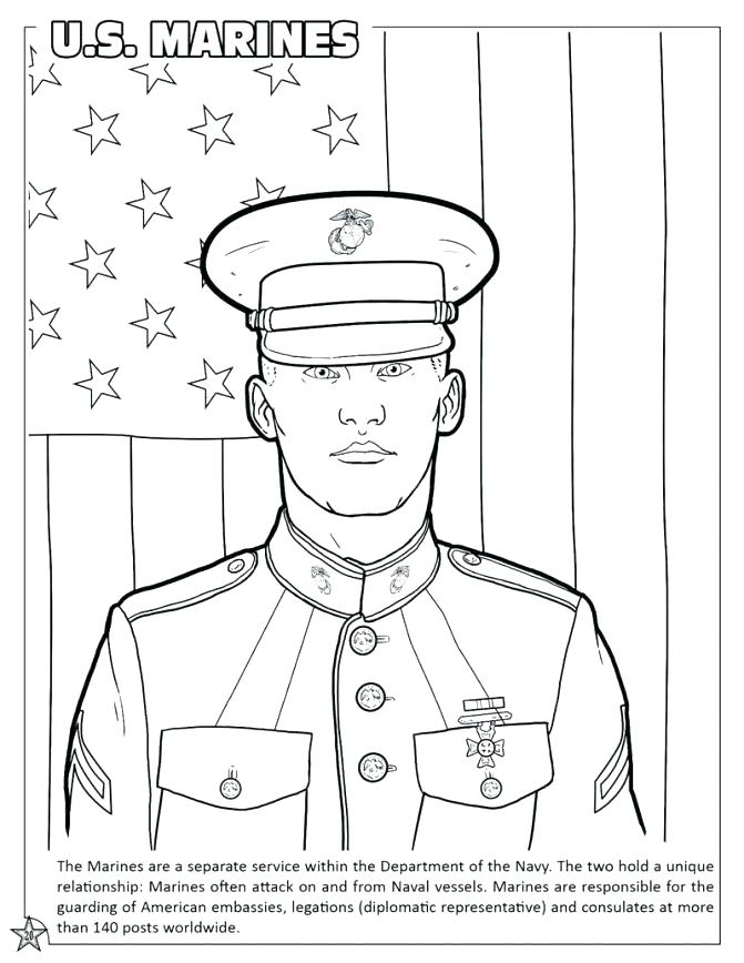 671x868 Usmc Coloring Pages Season Coloring Pages Free Usmc Coloring Pages