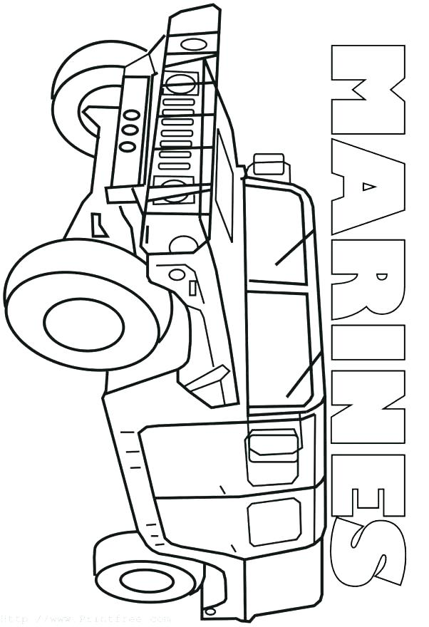 U.S. Army, Navy, Air Force and Marines coloring pages | Free ... | 880x602