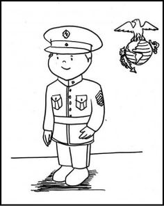 236x296 Coloring Pages For Usmc Best Of Community Helpers Art Pics