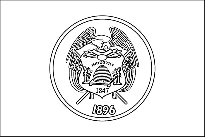 700x468 Utah Coloring Pages Utah State Coloring Pages Kids Coloring Pages