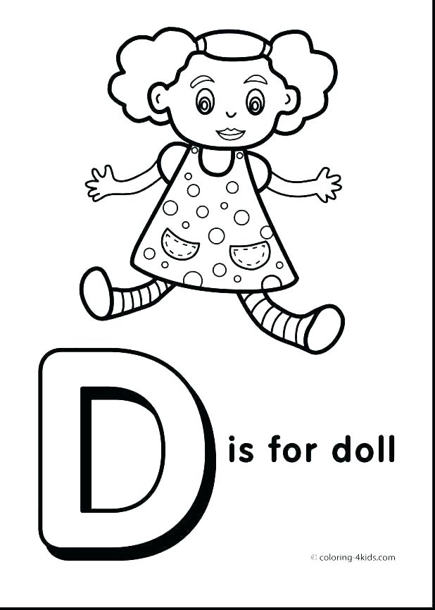 618x866 Letter A Coloring Pages Letter E Coloring Page Letter V Coloring