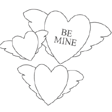 230x230 Top Free Printable Valentines Day Coloring Pages Online