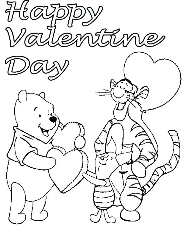 615x815 Coloring Pages For Valentines Day Printable Free Coloring Pages
