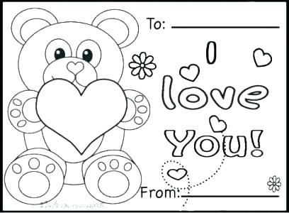 408x300 Bible Coloring Pages For Valentines Day