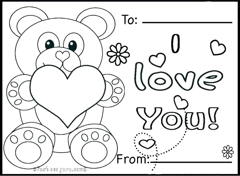837x616 Free Printable Hello Kitty Valentines Day Coloring Pages