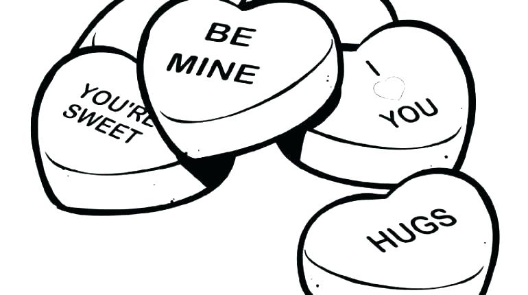 770x430 Coloring Pages And Coloring Books Valentines Day Coloring Pages