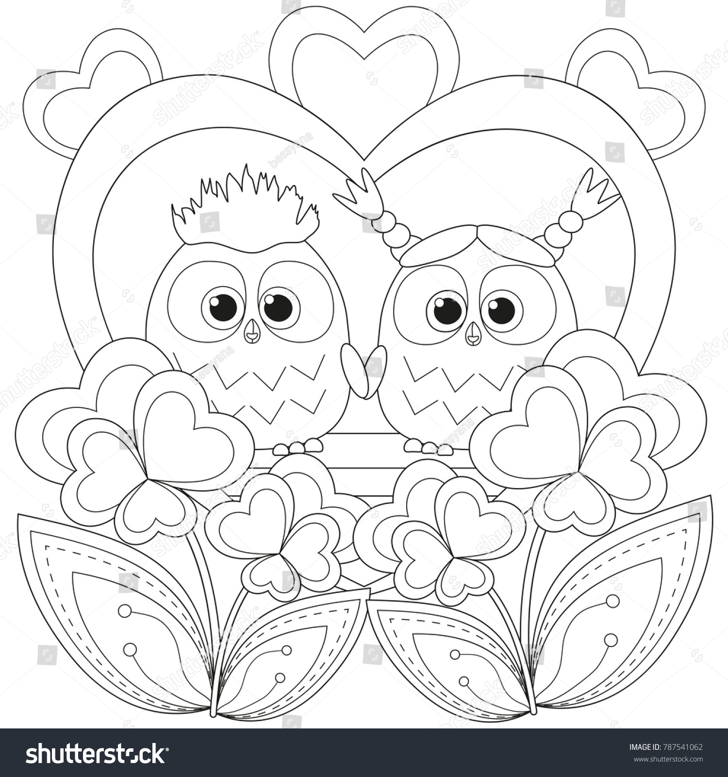 Valenitne Coloring Pages at GetDrawings.com | Free for personal use ...