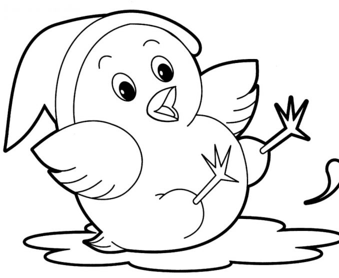 678x556 Cute Colouring Pages For Kids Coloring Pages