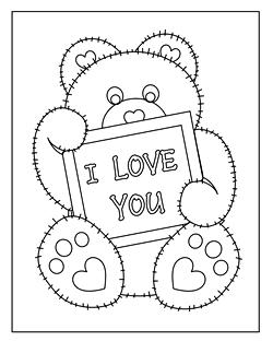 250x323 Stuffed Animal Sewing Patterns Squishy Cute Designsvalentine