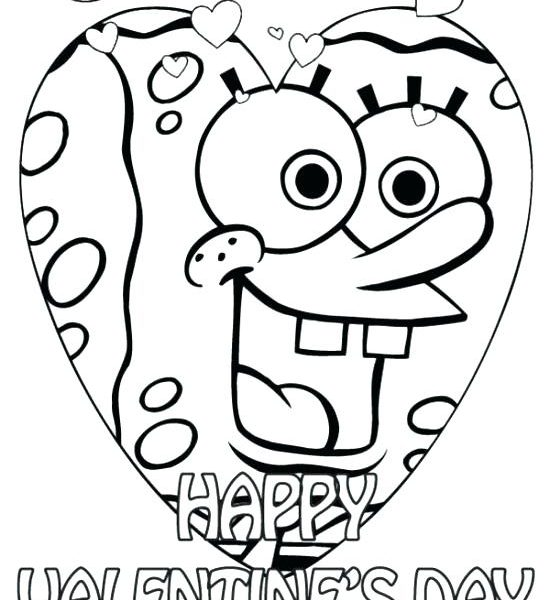 550x600 Valentine Coloring Pages For Boys Coloring Page Ideas