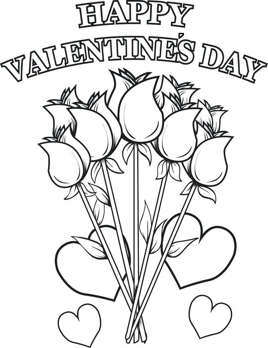 graphic relating to Valentines Printable Color Pages identify Valentine Card Coloring Webpages at  Totally free for