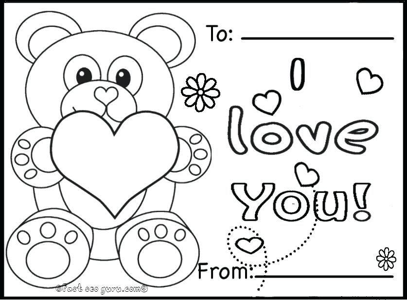 Valentine Coloring Pages For Adults At Getdrawings Com Free For