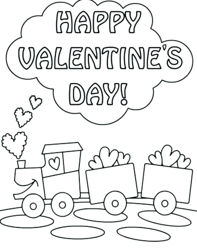 Valentine Coloring Pages For Toddlers at GetDrawings.com | Free for ...