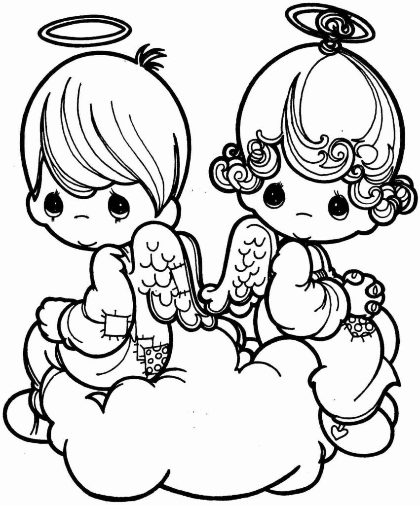 851x1024 Valentines Day Color Pages Coloring Page