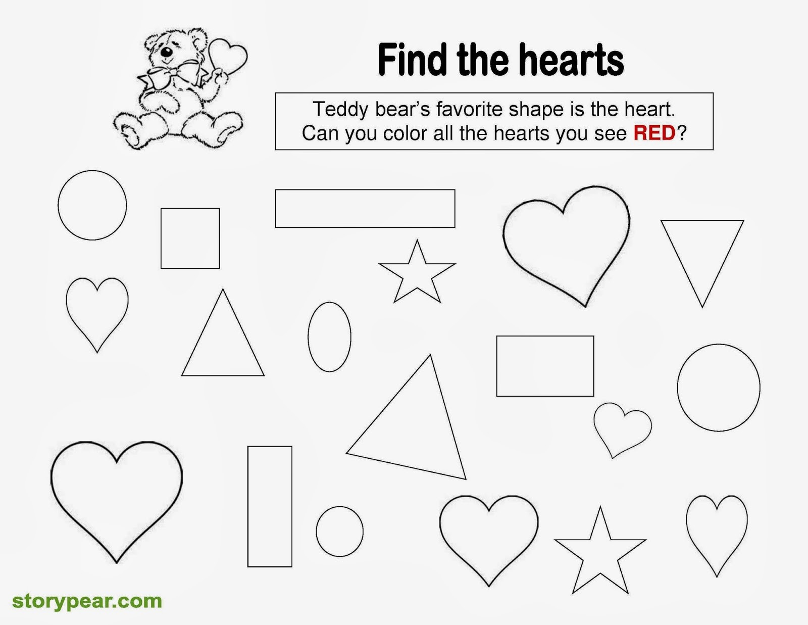 1600x1237 Printable Free Valentines Day Awesome Valentine Day Math