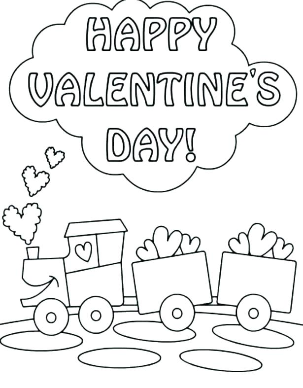 615x787 Coloring Pages For Valentines Day Printable Heart Coloring Pages