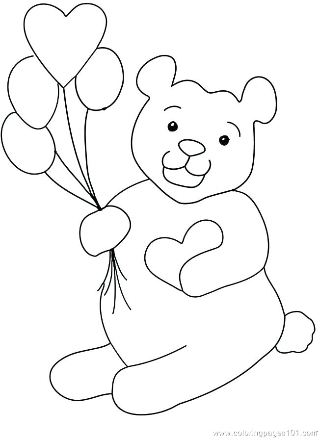 650x893 Teddy Bears Coloring Pages Coloring Pages Teddy Bears Coloring
