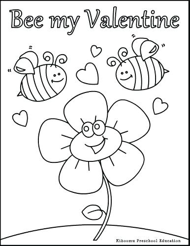 386x500 Preschool Valentine Coloring Pages Valentine Day Giraffe Coloring