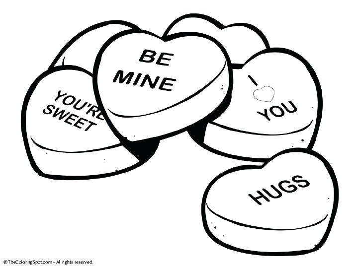 720x540 Valentine Day Printable Coloring Pages Printable Valentines Day
