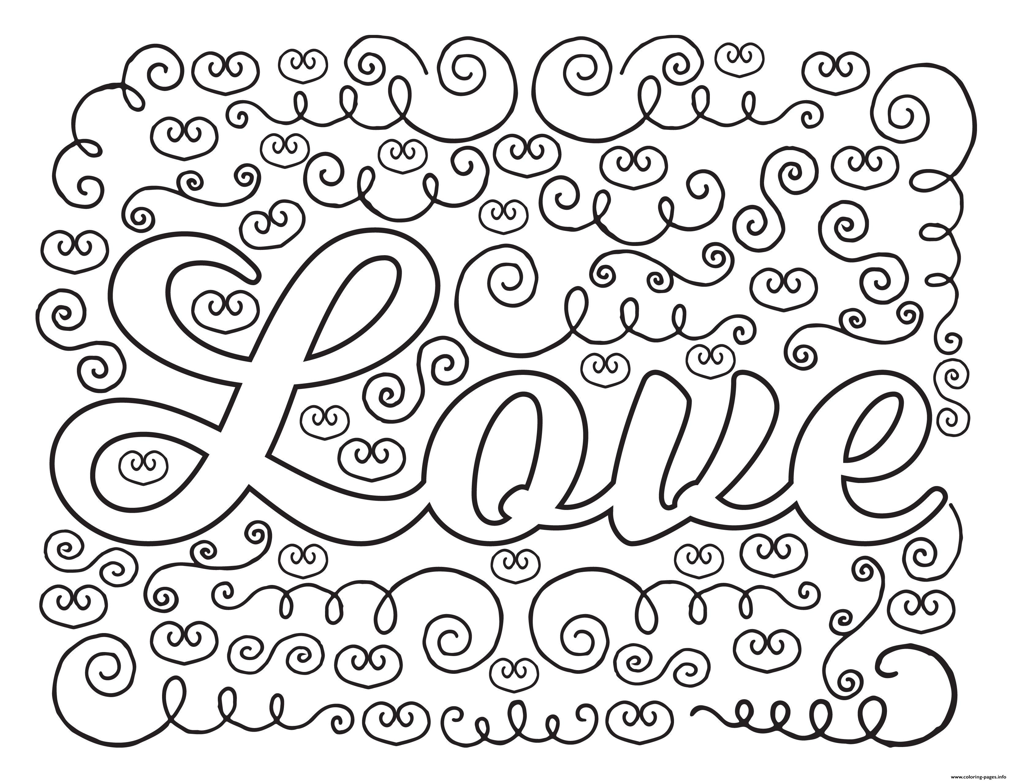 3300x2550 Love Adult Valentines Coloring Pages Printable