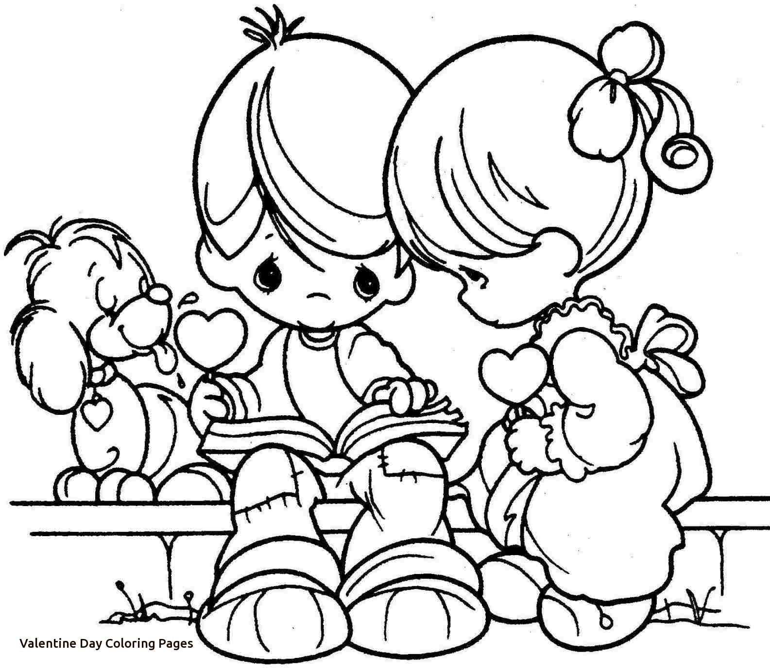 1585x1383 Security Be Mine Coloring Pages Printable Valentine Day Page Free