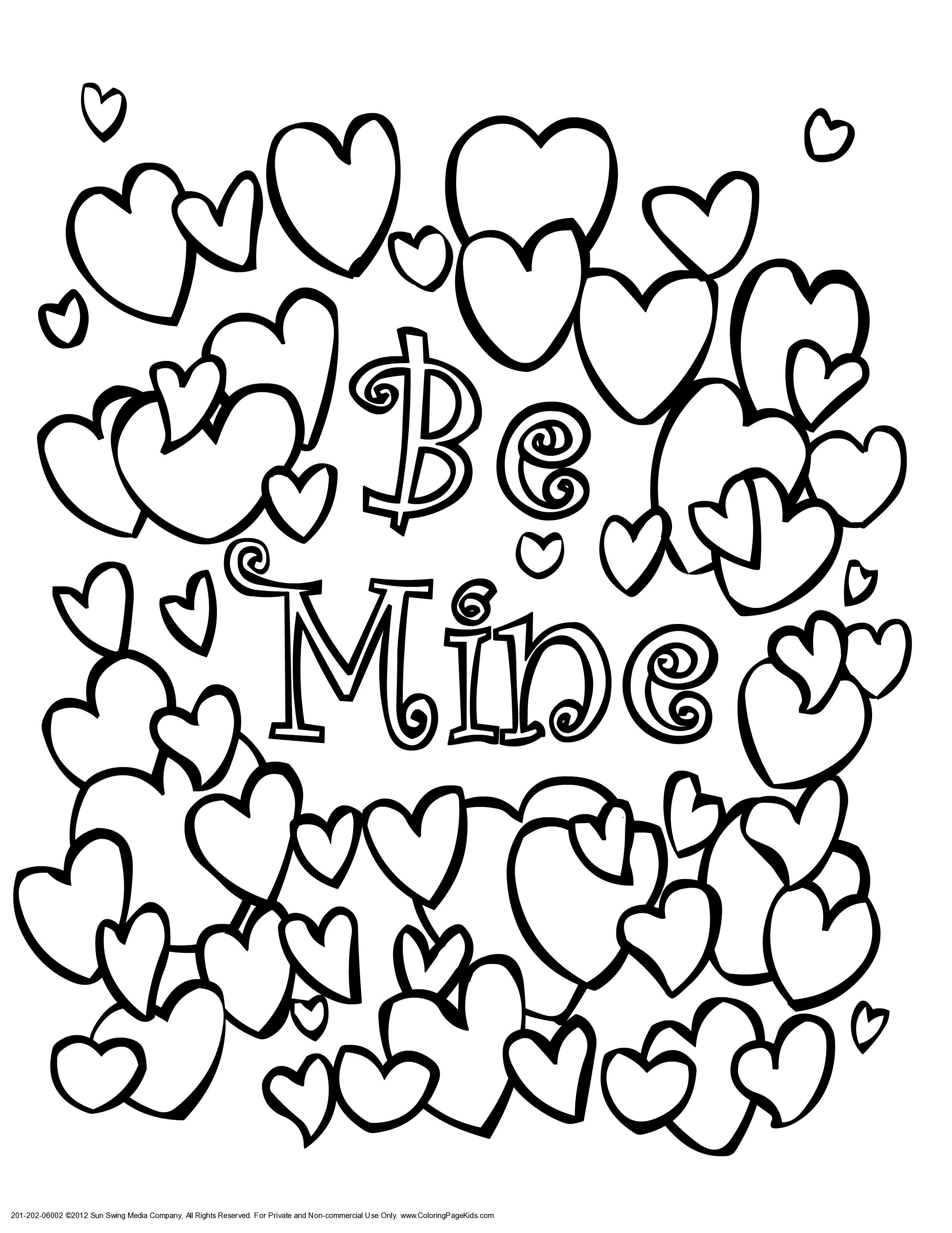 2550x3300 Valentines Day Coloring Pictures Printable Coloring Pages For Kids