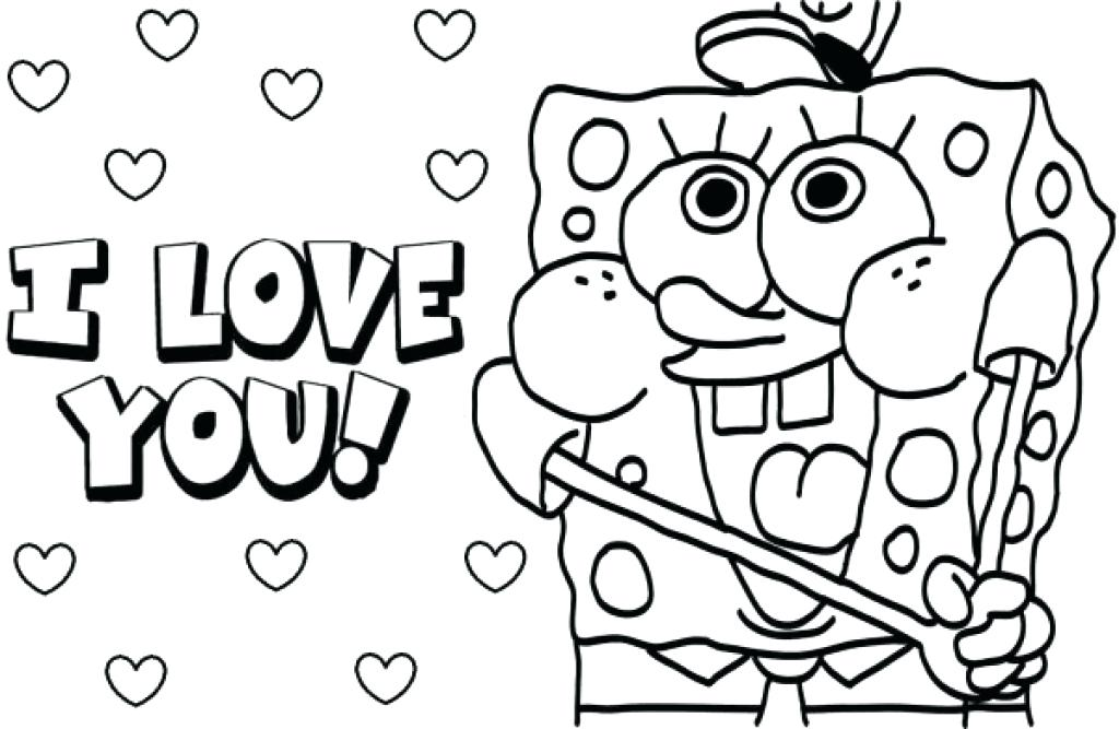 1024x667 Valentines Day Coloring Pages For Kids Valentines Day Coloring
