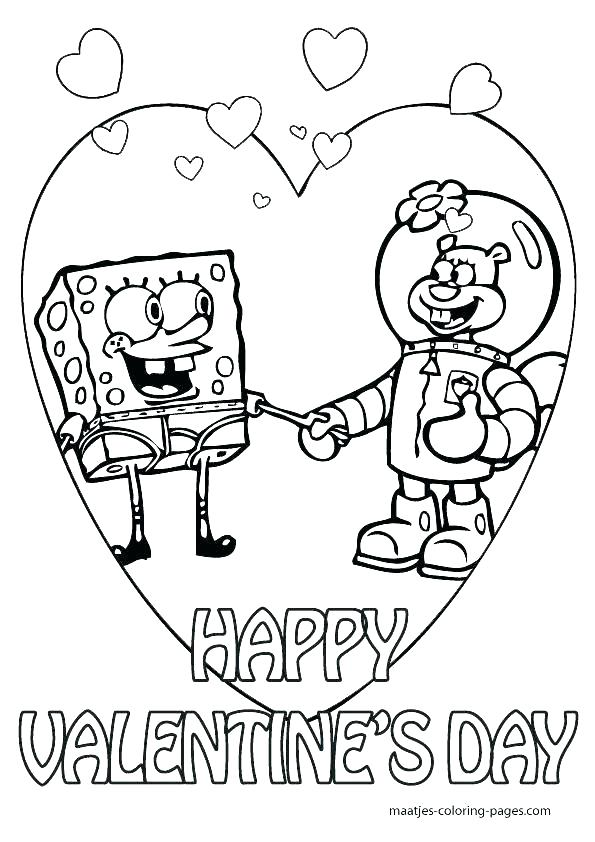 595x842 Preschool Valentine Coloring Pages Valentines Day Coloring Pages