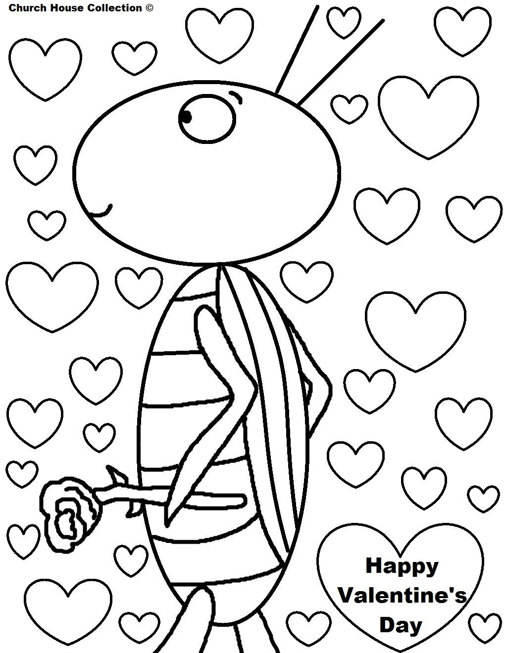 1020x1320 Valentines Day Coloring Pages For Preschool Arresting Valentine